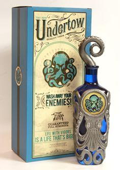 Undertow Vigor bottle from Bioshock:infinite, $350 (Gorgeous, but so pricey!)