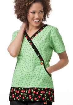 Uniform Advantage offers a vast assortment of medical scrubs and uniforms that are comparable to both Lydia's & Tafford uniforms. Scrubs Pattern, Staff Uniforms, Scrubs Uniform, Medical Scrubs, African Fashion Dresses, Scrub Tops, Lolita Dress, Costume, Tunic Tops