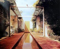EDWARD KILLINGSWORTH, Case Study House nr.25 (The Killingsworth Residence), Long Beach, California, 1962.