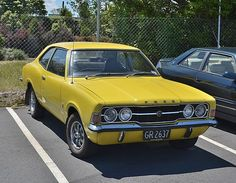 1972 Ford Cortina (15783885512) Fast Sports Cars, Sport Cars, Ford Classic Cars, Classic Trucks, Ford Motor Company, Car Ford, Ford Gt, Retro Cars, Vintage Cars