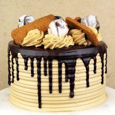 Gretchen, Author at Gretchen's Vegan Bakery Chocolate Hazelnut, Chocolate Recipes, Biscoff Cookie Butter, Vegan Buttercream, Ganache Recipe, Crunch Cake, Almond Flour Recipes, Cake Fillings, Mousse Cake
