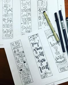 Working on lots of new bookmarks for the shop! Coming soon  Hoping to have them edited and loaded sometime in May! #etsy #test shop #shopetsy #handmade #shophandmade #maker #journaling #biblejournaling #journalingbible #illustratedfaith #bible #print #printable #crafty #inspiration #inspirational #bibleverse #biblestudy by sweetfrogprintshop