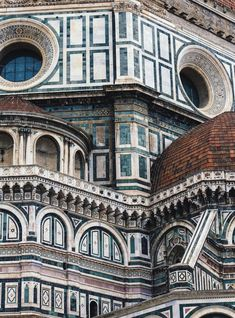 """visualjunkee: """" Florence, Italy - photography by: Michelle Heimerman - Saveur April/May 2017 • Cathedral of Saint Mary of the Flower Il Duomo di Firenze: was begun in 1296 in the Gothic style with the... #italyphotography #ItalyPhotography"""