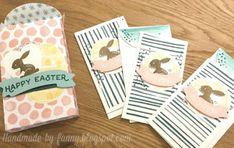 Handmade by Fanny Happy Easter, Stampin Up, Spring Summer, Innsbruck, Blog, Handmade, Paper, New Ideas, Catalog