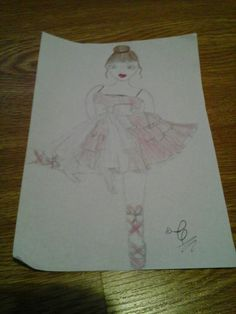 este es mi tercer dibujo  de pinterest espero que les guste!!!!!