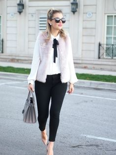 Pink & Fluffy ~ Suburban Faux-Pas