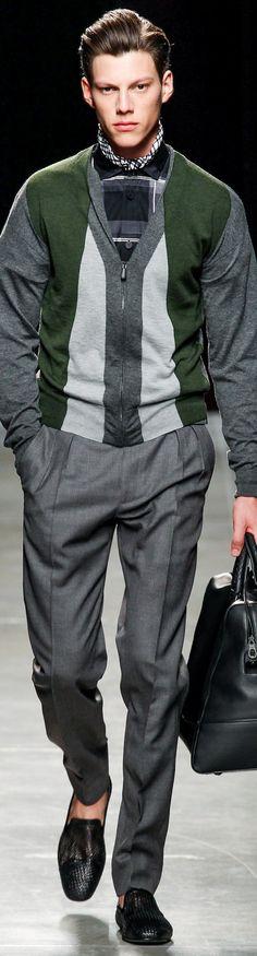 Bottega Veneta Menswear Spring