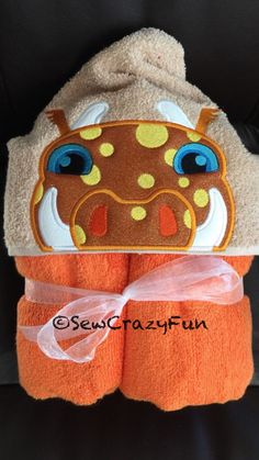 A personal favorite from my Etsy shop https://www.etsy.com/listing/277138102/norville-from-wallykazam-inspired-hooded
