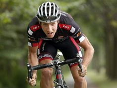 Michael Woods: ex-track and field standout who is aiming for the Rio Olympics in cycling