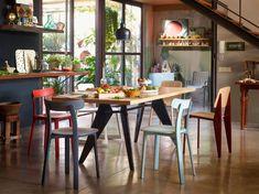 All Plastic Chair designed by Jasper Morrison in 2016. #PlasticChair