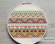 Image result for modern cross stitch designs
