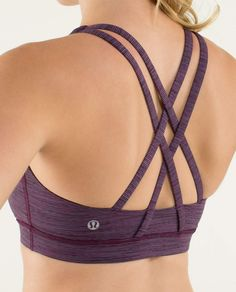 Lululemon Energy sports Bra in raspberry pink [not pictured] or lululemon giftcard