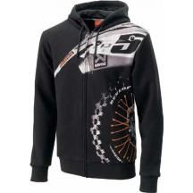 KTM REAR HOODIE from World of Powersports Inc.