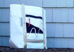 Hoistawaybags.com - I have 2 and love them- great bags for the beach- made from reclaimed sails- can be ordered through Etsy.
