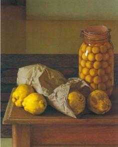 pinturas de bodegones de frutas al oleo - Buscar con Google