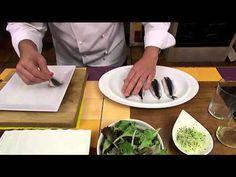 Ensalada de anchoas frescas con bonito