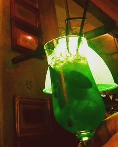 #green #greentime #drinks #mint #ice #glass #sunday #weekend #goingout #inspiration Just add some colour in your glass and the colours comes into your life