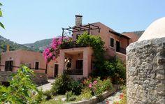 Enagron Ecotourism Village in Axos, Rethymno, Crete