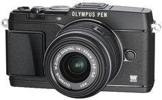 """Olympus E-P5 - Cámara EVIL de 16.1 Mp (Kit cuerpo con 14-42mm II R, pantalla 3"""", estabilizador, grabación de vídeo), Negro B00CPLOT3Q - http://www.comprartabletas.es/olympus-e-p5-camara-evil-de-16-1-mp-kit-cuerpo-con-14-42mm-ii-r-pantalla-3-estabilizador-grabacion-de-video-negro-b00cplot3q.html"""