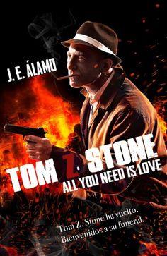 """José Rafael Martínez Pina reseña """"Tom Z. Stone: All You Need Is Love"""", de J. E. Álamo. """"Una estupenda combinación de novela negra, humor y zombis.""""  http://www.mardetinta.com/libro/tom-z-stone-all-you-need-is-love/  CREATESPACE"""