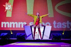 Tara McDonald LIVE at ONE FM Star Night, Geneva Arena, Switzerland