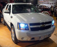 Chevy Avalanche, I love this truck!