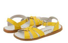 Salt Water Sandals!