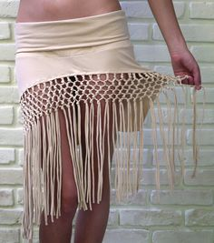 macrame skirt, will you marry me?