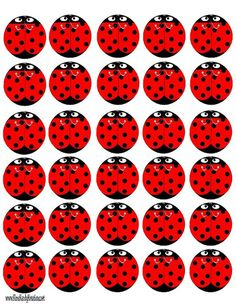 9 Best Images of Ladybugs Free Printable Crafts - Kids Ladybug Craft Activities, Paper Plate Ladybug Craft and Free Printable Ladybug Templates Ladybug Crafts, Ladybug Party, Festa Lady Bag, Glue Crafts, Paper Crafts, Bottle Cap Crafts, Bottle Caps, Bar Wrappers, Candy Wrappers