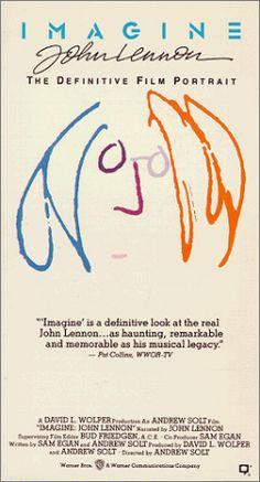 John Lennon: Imagine [VHS]