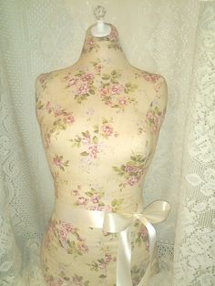 Boutique Dress form designs with stand.