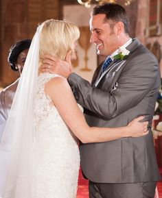 Diane O'Connor and Tony Hutchinson will renew their vows on Hollyoaks [Lime Pictures]