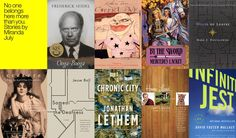 50 Great Books You'll Never Read in School
