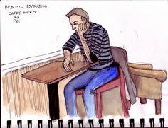 JackPhil's works: A Short SketchCrawl