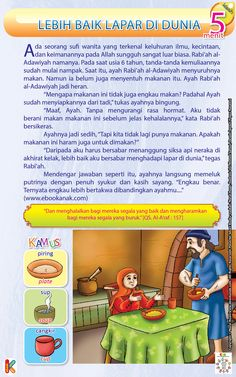 Rabi'ah Al-Adawiyah Lebih Baik Lapar Dunia