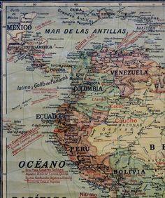 Resultado de imagen para mapa cartografico america