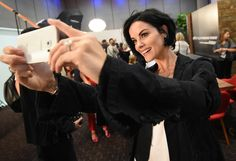 Jaimie Alexander Photos: Behind The Scenes of the Getty Images Portrait Studio Powered By Samsung Galaxy At Comic-Con International 2015