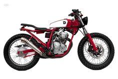 Yamaha 225 Scorpio by Deus Ex Machina