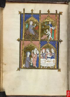 Image from the Glossary for the British Library Catalogue of Illuminated Manuscripts