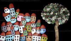 Michela Bufalini - il paese felice @Gigarte.com