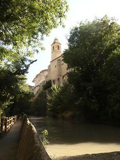 canal Alcalá del Júcar