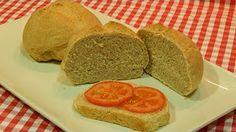 como hacer pan integral casero con semillas - YouTube