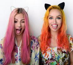 Wild Pastel Hair http://ko-te.com/en/