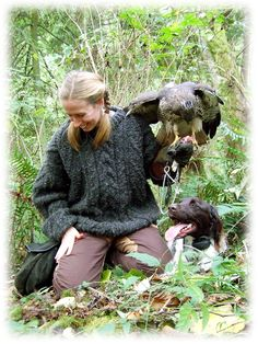 The Modern Apprentice is vast, nicely composed repository of knowledge for those interested in pursuing falconry