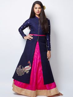 Top Indian Ethnic Wear for Women like Saree, Salwar Suits, Lehenga Choli and Jewelry. Men's Wear – Kurta, Blazers, Sherwani and more. Kids Lehenga Choli, Choli Dress, Silk Lehenga, Lehenga Suit, Anarkali Lehenga, Green Lehenga, Salwar Dress, Silk Dress, Sarees