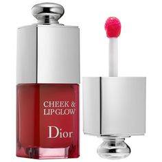 Dior - Cheek & Lip Glow. A sexy stain that lasts for hours