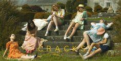 <Cracks> creative by SUNG