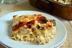 The Best Chicken Lasagna Recipe