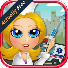 Ambulance Doctor - Emergency Hospital Trauma