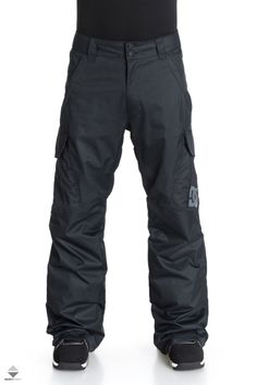 1e9a1476b2fc Spodnie Snowboardowe DC Shoes Banshee Snow Pant Black EDYTP03005-KVJ0 · Snowboard  PantsSnowboarding ...